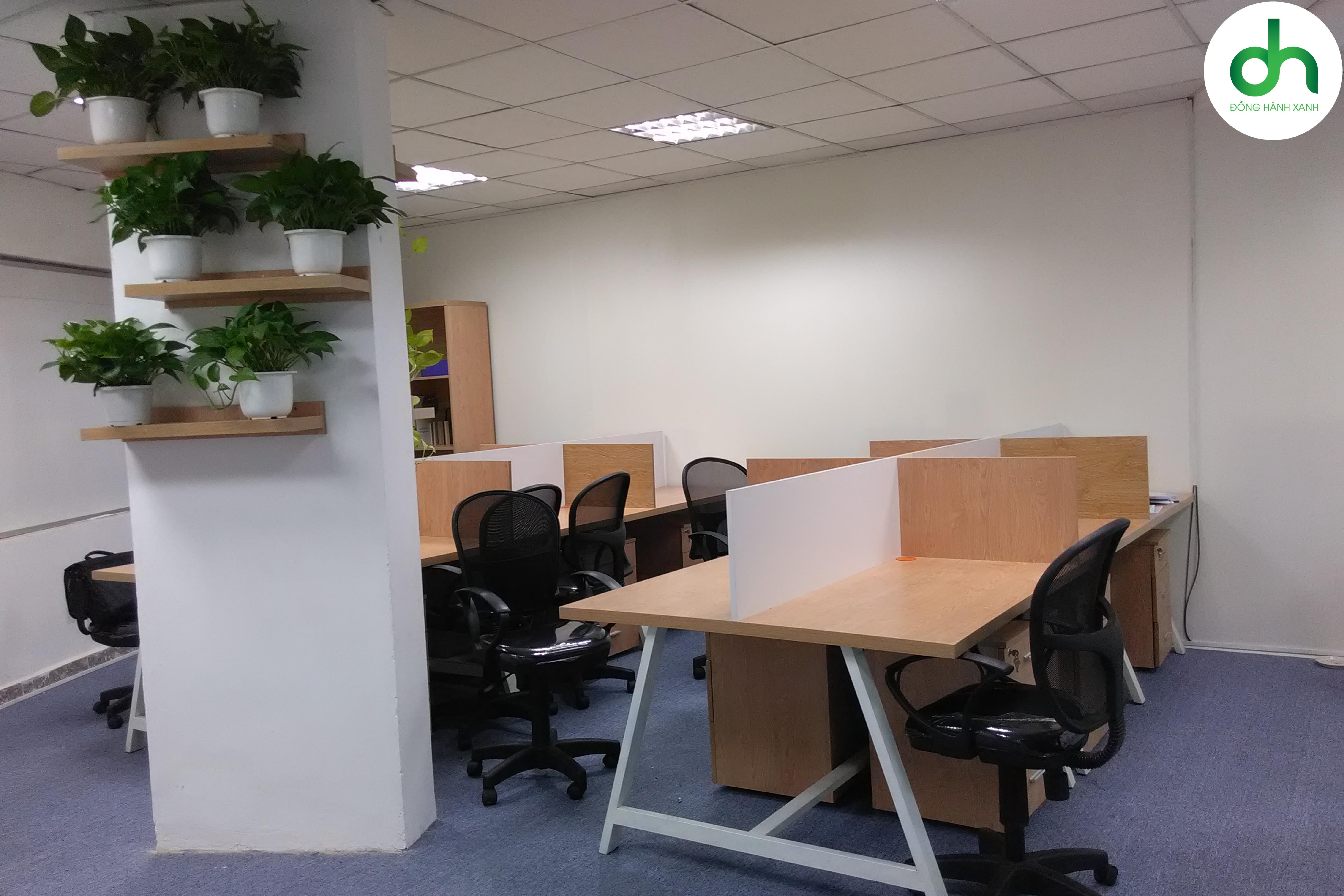 Văn phòng ảo quận 1, Đồng Hành Xanh