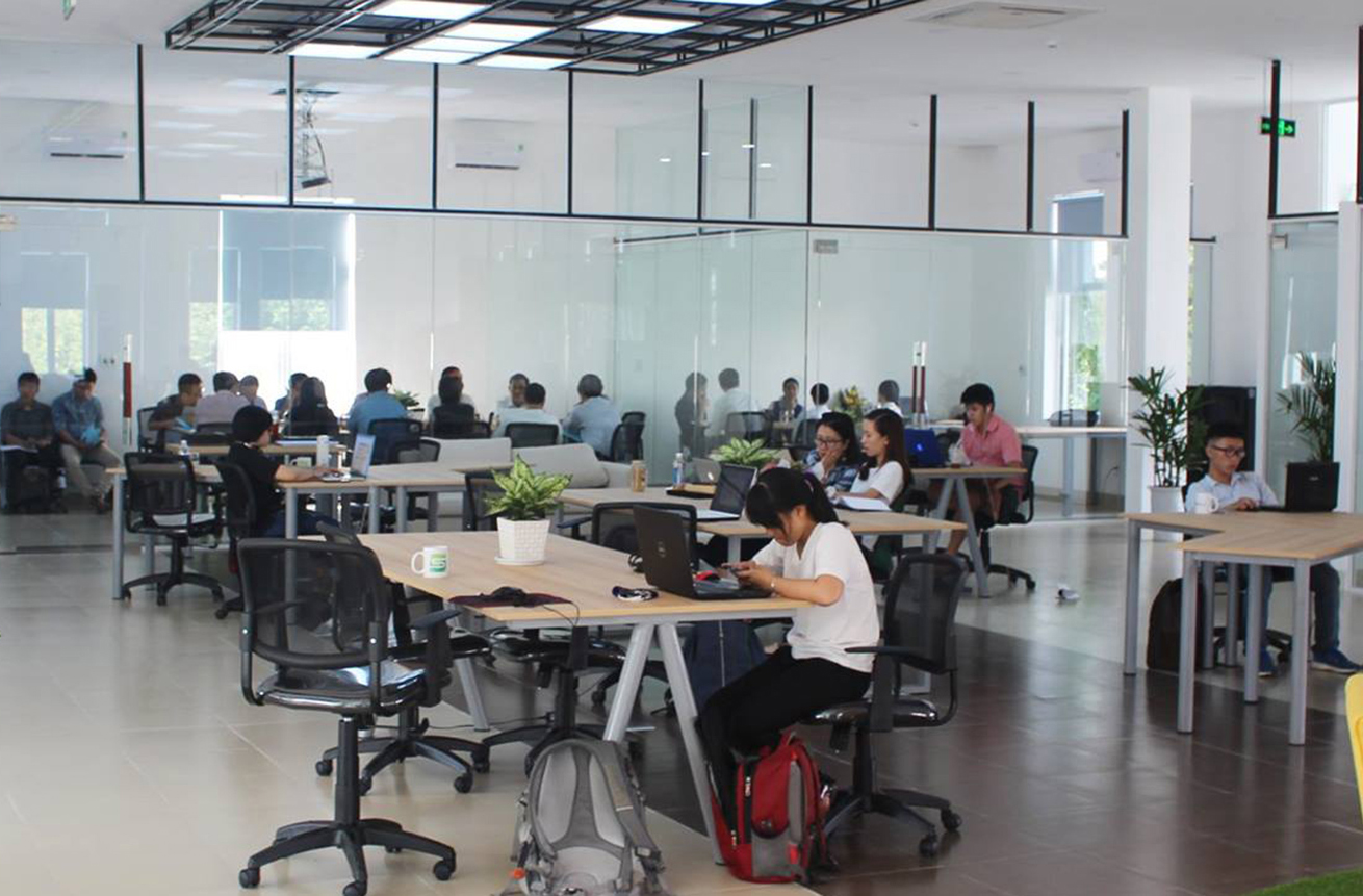 không gian làm việc của startup, Đồng Hành Xanh