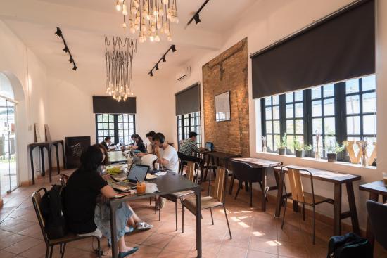 không gian làm việc startup, Đồng Hành Xanh