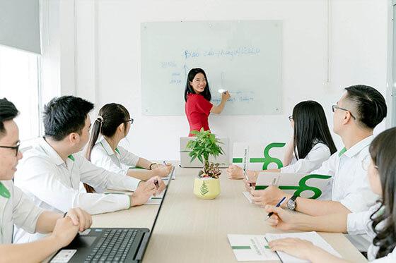 Văn phòng chia sẻ Đồng Hành Xanh, Đồng Hành Xanh